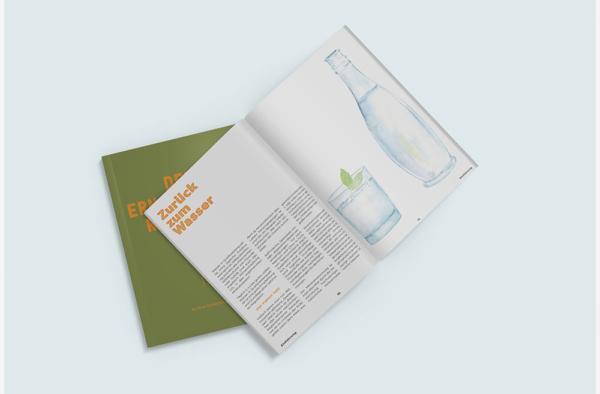 Broschüre Ernährungs Navigator