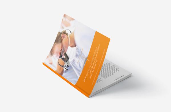 Broschüre Gesundheit aus Sicht biologischer Zahnmedizin